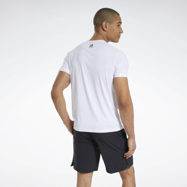 RC ACTIVCHILL Tee Blanco Hombre Cross Training
