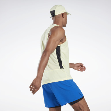 Camiseta sin mangas Running Essentials Speedwick Hombre Running