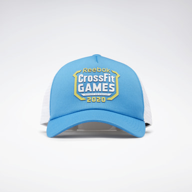 Cross Training CrossFit® Games Trucker Hat Blau