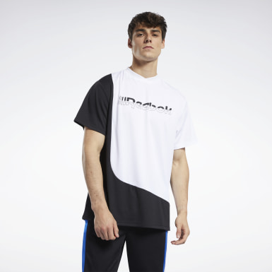 Men Training White Meet You There Tee