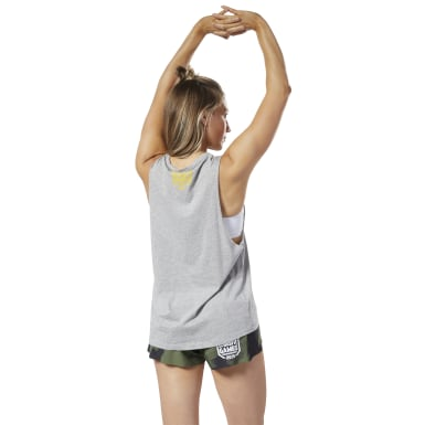 Reebok CrossFit® Open Muscle Tee