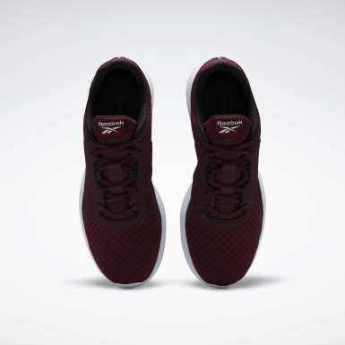Men Fitness & Training Burgundy Reebok Reago Essentials 2.0 Shoes