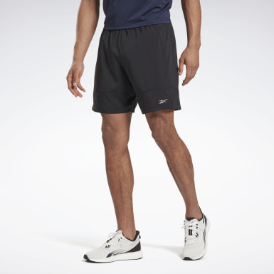 Men Trail Running Black Running Essentials 7-Inch Woven Shorts