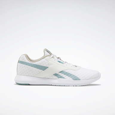 Women Fitness & Training White Reebok Reago Essential 2.0 Shoes