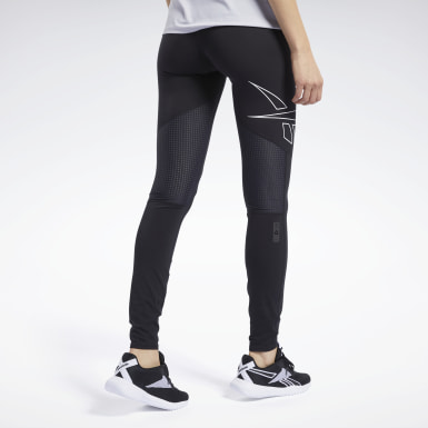 Tight United by Fitness Compression Nero Donna Fitness & Training