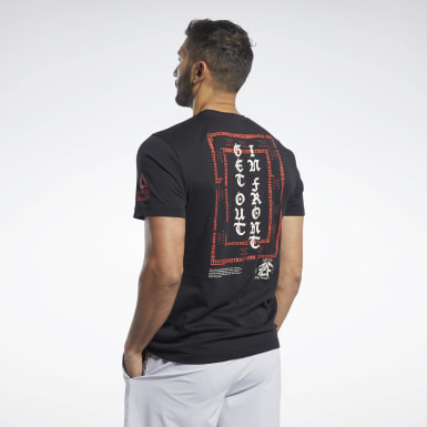 Reebok CrossFit® Get Out in Front Tee