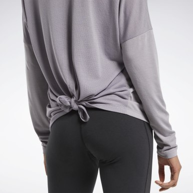 T-shirt Workout Ready Supremium Long Sleeve Donna Hiking