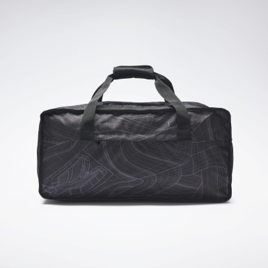 Fitness & Training Black One Series Grip Duffle Bag Large