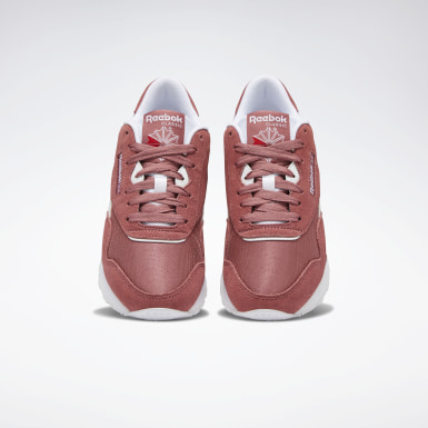 Women Classics Pink Classic Nylon Shoes