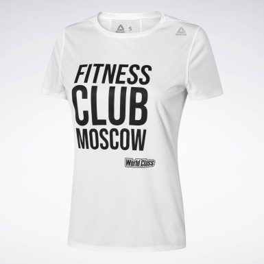 Футболка WCLS APR19 RE SS TEE
