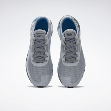 Tenis Flashfilm 3 Gris Mujer Correr