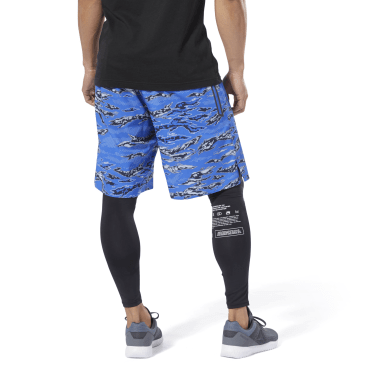 Shorts Reebok CrossFit® Epic Camo Cordlock