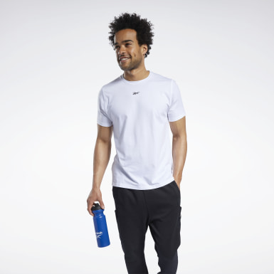 Men Training White SmartVent Tee