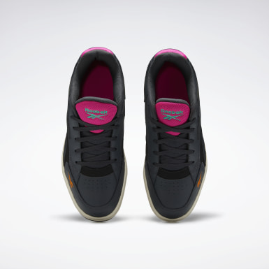 Tenis Court Double Mix Gris Mujer Classics