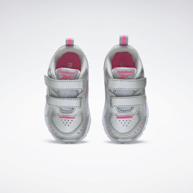 Kinder Running Reebok XT Sprinter Shoes silber