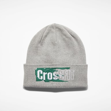 Cross Training Grå Reebok CrossFit® Graphic Beanie