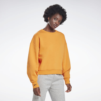 Dam Studio Orange Oversize Cover-Up