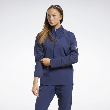 Women HIIT United By Fitness Control Hooded Jacket