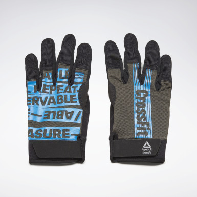 Guantes CrossFit® Training Verde Hombre Cross Training