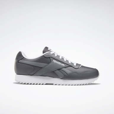 Männer Classics Reebok Royal Glide Ripple Shoes Grau