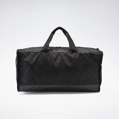 Fitness & Training Black Training Essentials Duffel Bag Medium