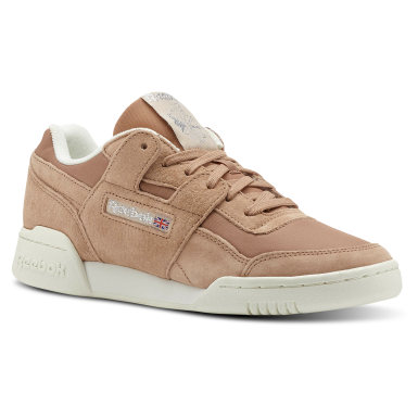 Women Classics Brown Workout Lo Plus