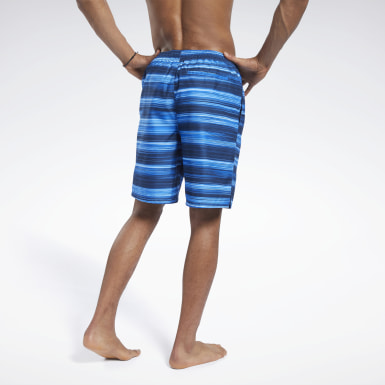 "Men Training Reebok Horizon 9"" Volley Swim Shorts"