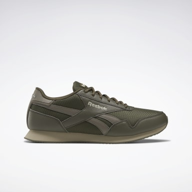 Classics Green Reebok Royal Classic Jogger 3 Shoes