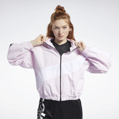 Campera Meet You There Rosa Mujer Fitness & Training