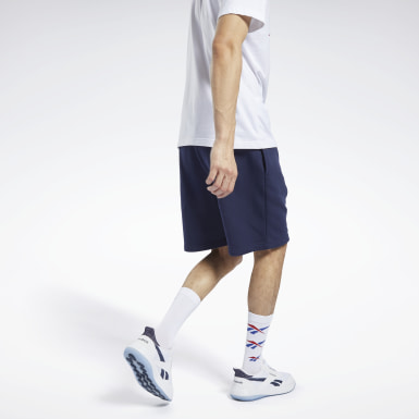 Men Classics Blue Classics Vector Shorts
