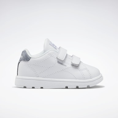 Boys Classics White Reebok Royal Complete Clean Alt 2.0 Shoes