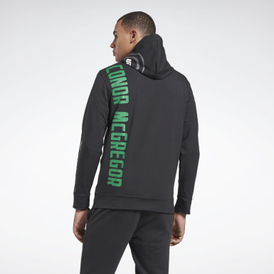 Heren Fitness & Training Zwart UFC Fight Night Walkout Hoodie