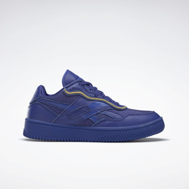 Classics Blue VB Dual Court II Shoes
