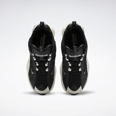 Women Classics Black Reebok Royal Pervader Shoes