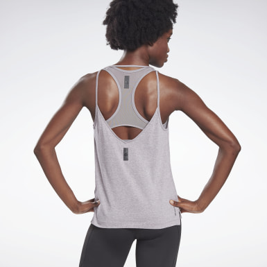 Women Studio LES MILLS® ACTIVCHILL+COTTON Tank Top