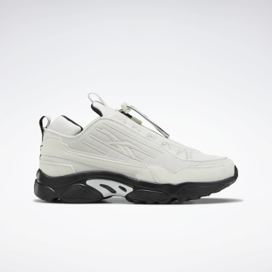 Women Classics White DMX Series 2K Zip Shoes