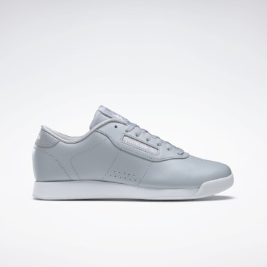 Princess Leather Gris Femmes Classics
