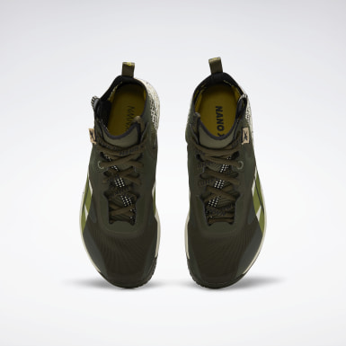 Men Training Green Nano X Unknown Men's Training Shoes