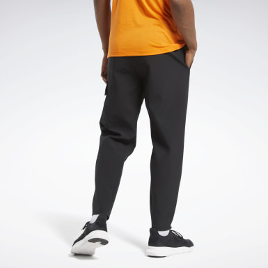 Men Training Black Edgeworks Pants