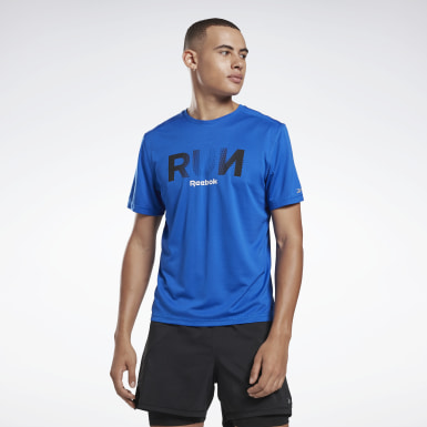 Camiseta Running Essentials Graphic Homem Running