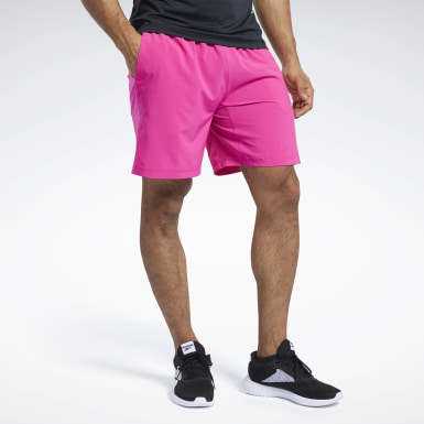 Men Training Reebok CrossFit® Austin II Solid Shorts
