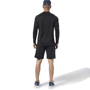 Shorts One Series Training SmartVent Negro Hombre Fitness & Training