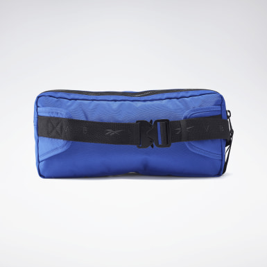 Women Classics Blue VB Crossbody Bag