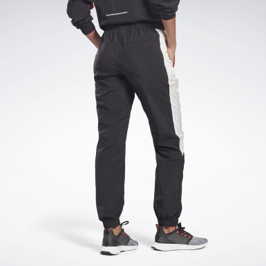 Women Running Black Heritage Run Track Pants