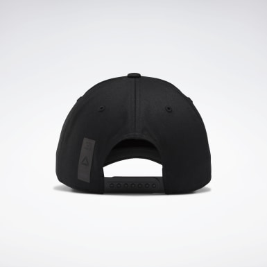 Running Black Active Enhanced Baseball Cap
