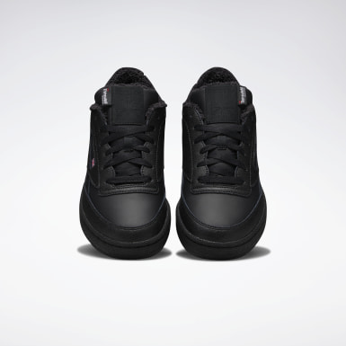 Men Classics Black Club C 85 Revenge Men's Shoes