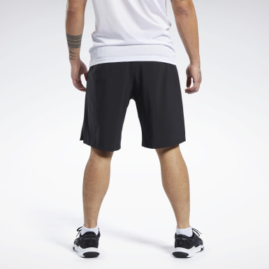Men Cross Training Black Speedwick Speed Shorts