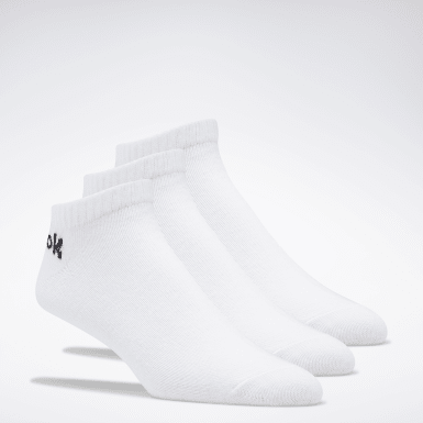 Chaussettes basses Active Core - 3 paires Blanc Fitness & Training