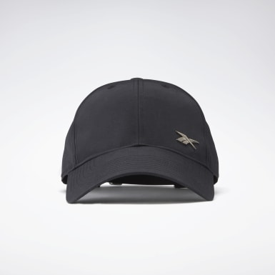 Outdoor Urbano Black Active Foundation Badge Cap