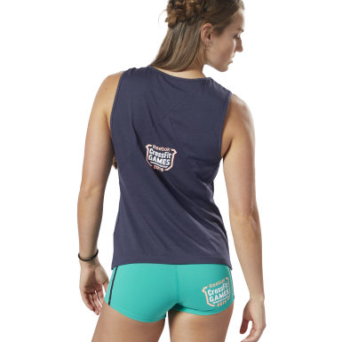 Reebok CrossFit® Games ACTIVCHILL + Cotton Tanktop